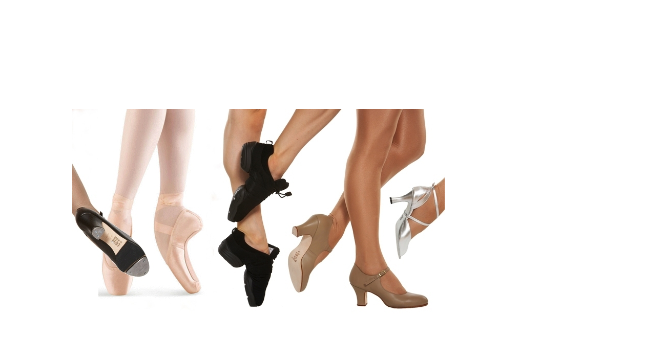 e258b3089e Dance shoes for all styles of dancing. Retail Costumes