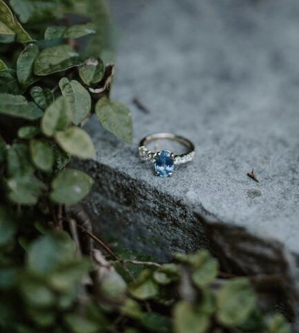 Meredith's Engagement Ring