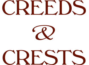 Creeds and Crests Logo