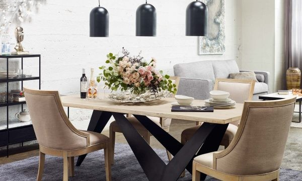 Kootenai Moon Furniture Dining Room