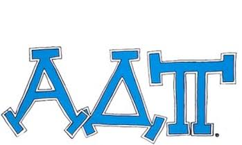Alpha Delta Pi Custom Embroidery T-shirts Accessories Campus Gear Stickers