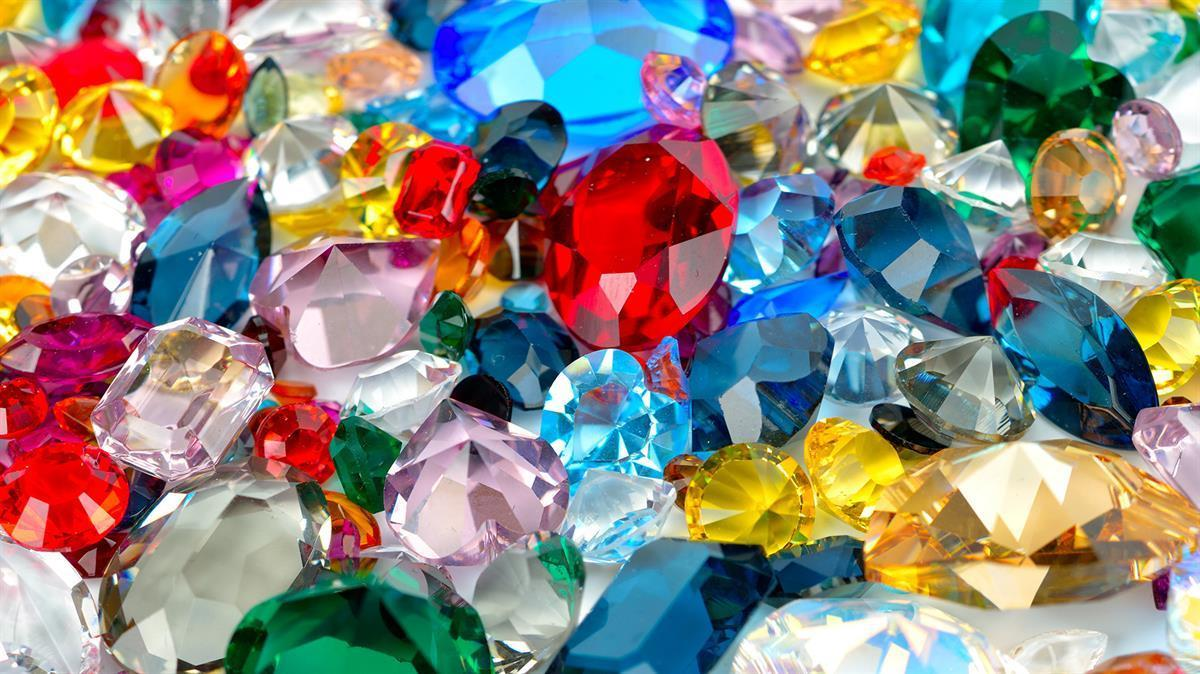 Colored Gemstones, Gemstone Creations