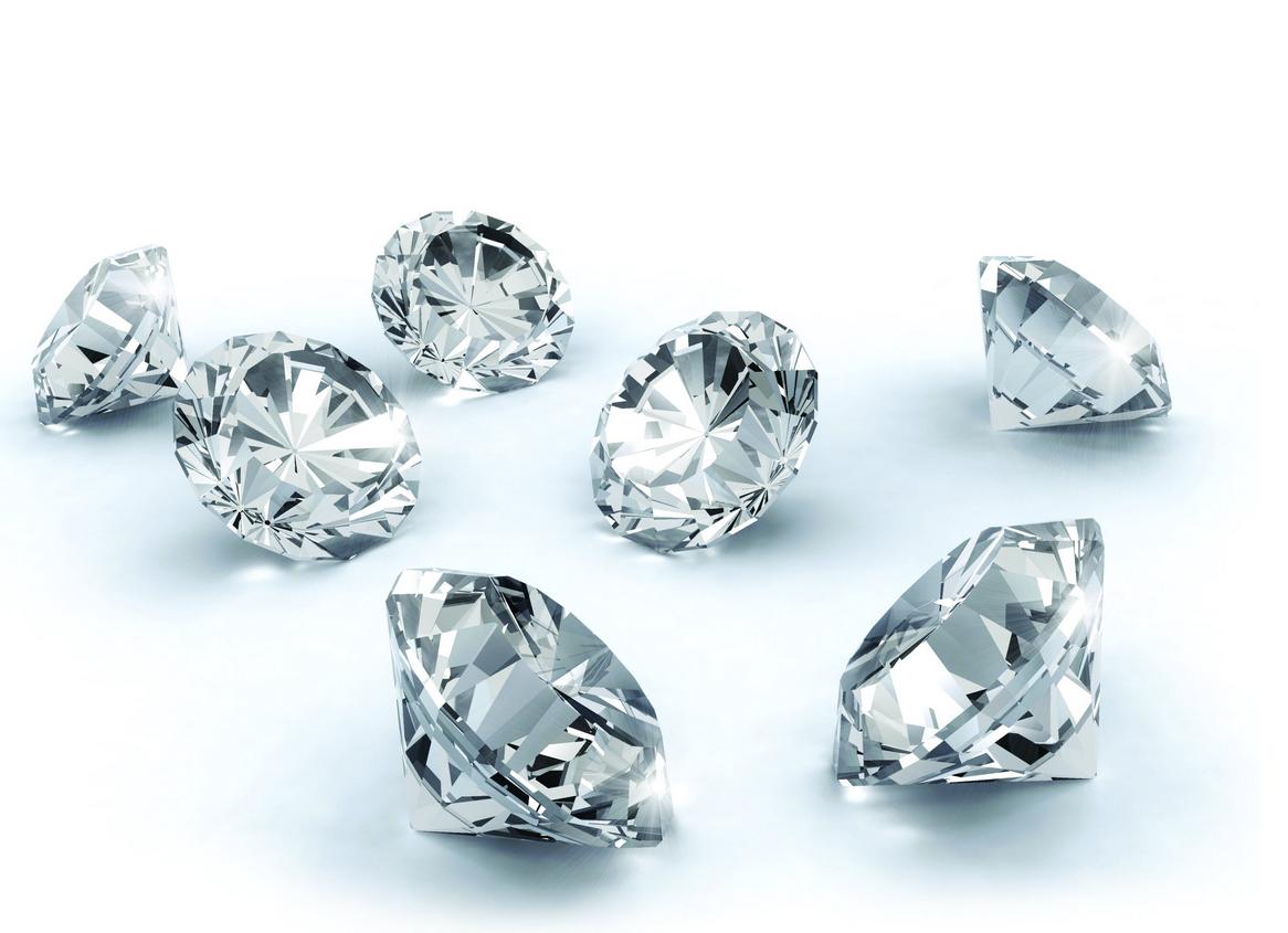 Diamonds, Cut, Color, Clarity, Carat Weight