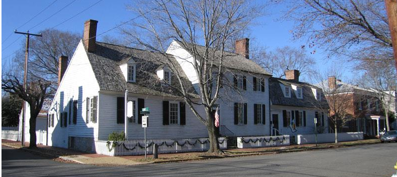 Mary Washington House.