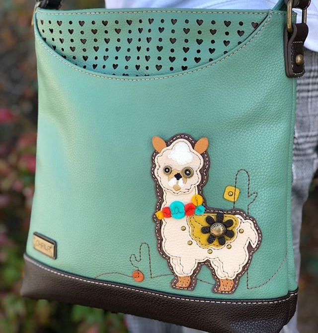 purse, tote, llama, spring, vegan leather, chala