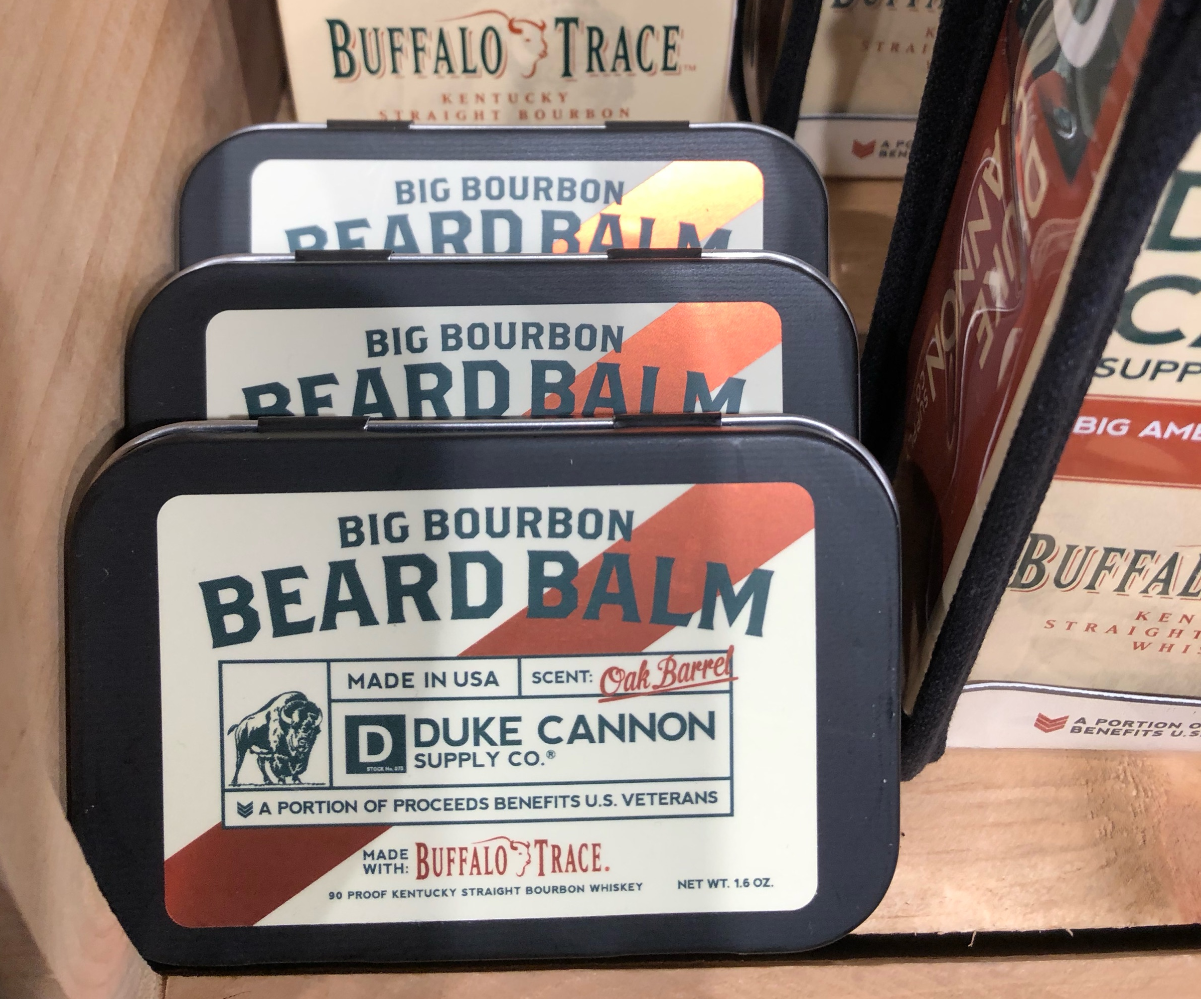 Duke Cannon, guy gift, soap, face towels, body wipes, beard balm, lip balm, dad, shave cream, veterans