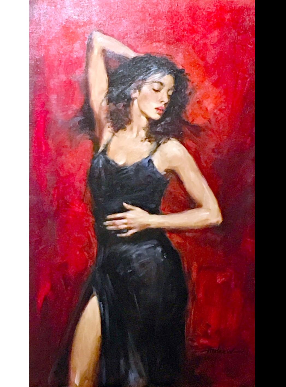 Andrew Atroshenko_ painter_ figurative form_ women
