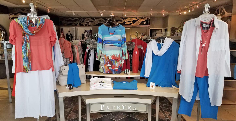 Spring 2019 fashion at Patryka Designs