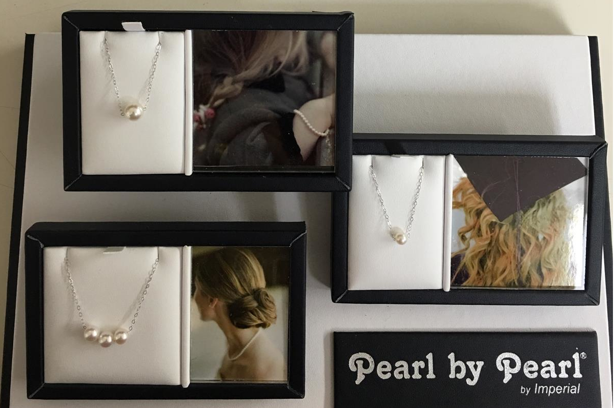 Pearl by Pearl Necklaces