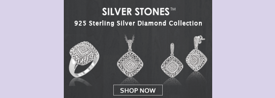 Silverstones Sterling Silver, Diamond and Gemstone Jewelry