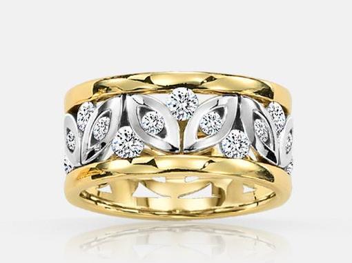 Fashion_ring_two_tone_diamonds_eternity_band