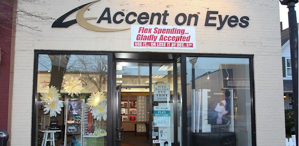 accent on eyes, sunglasses, eyeglasses, children';s glasses, sports goggles, in rockville centre
