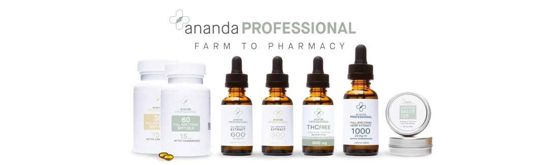 Ananda_Professional_Product_Line