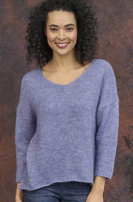 Cotton Country fall 2019 sweater