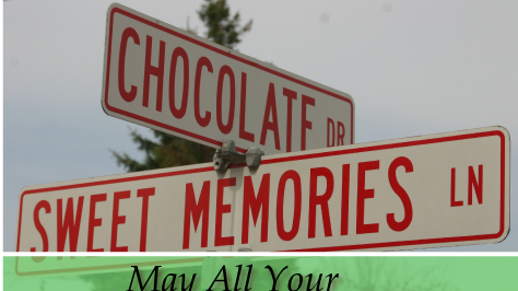 follow the sweet street signs signs
