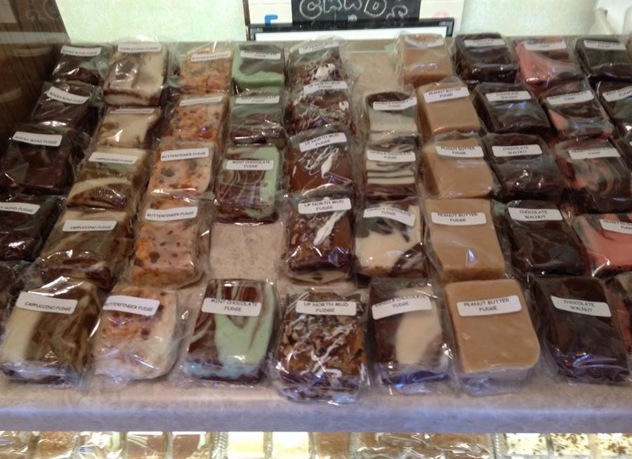 creamy fudge packaged slices flavors