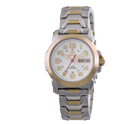 REACTOR Atom two tone ladies sports watch