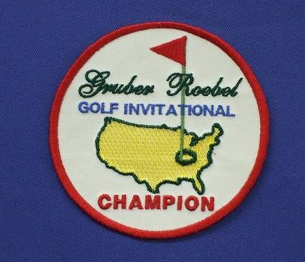 golf outing patch