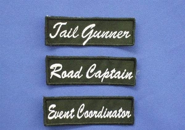 title patches