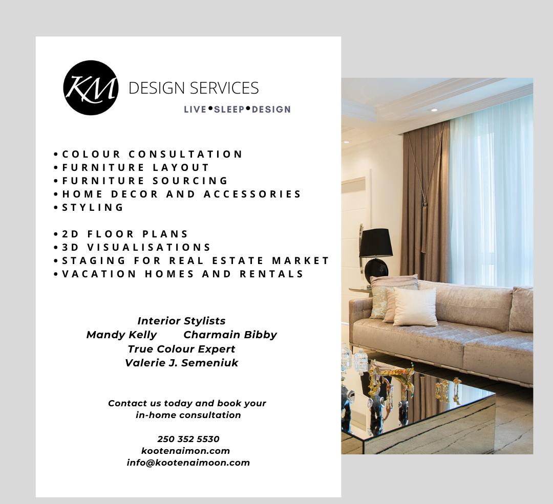 Decorating Services | Kootenai Moon Furniture