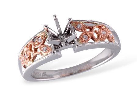 Rose_white_gold_mounting_engagement_ring_leaf_design