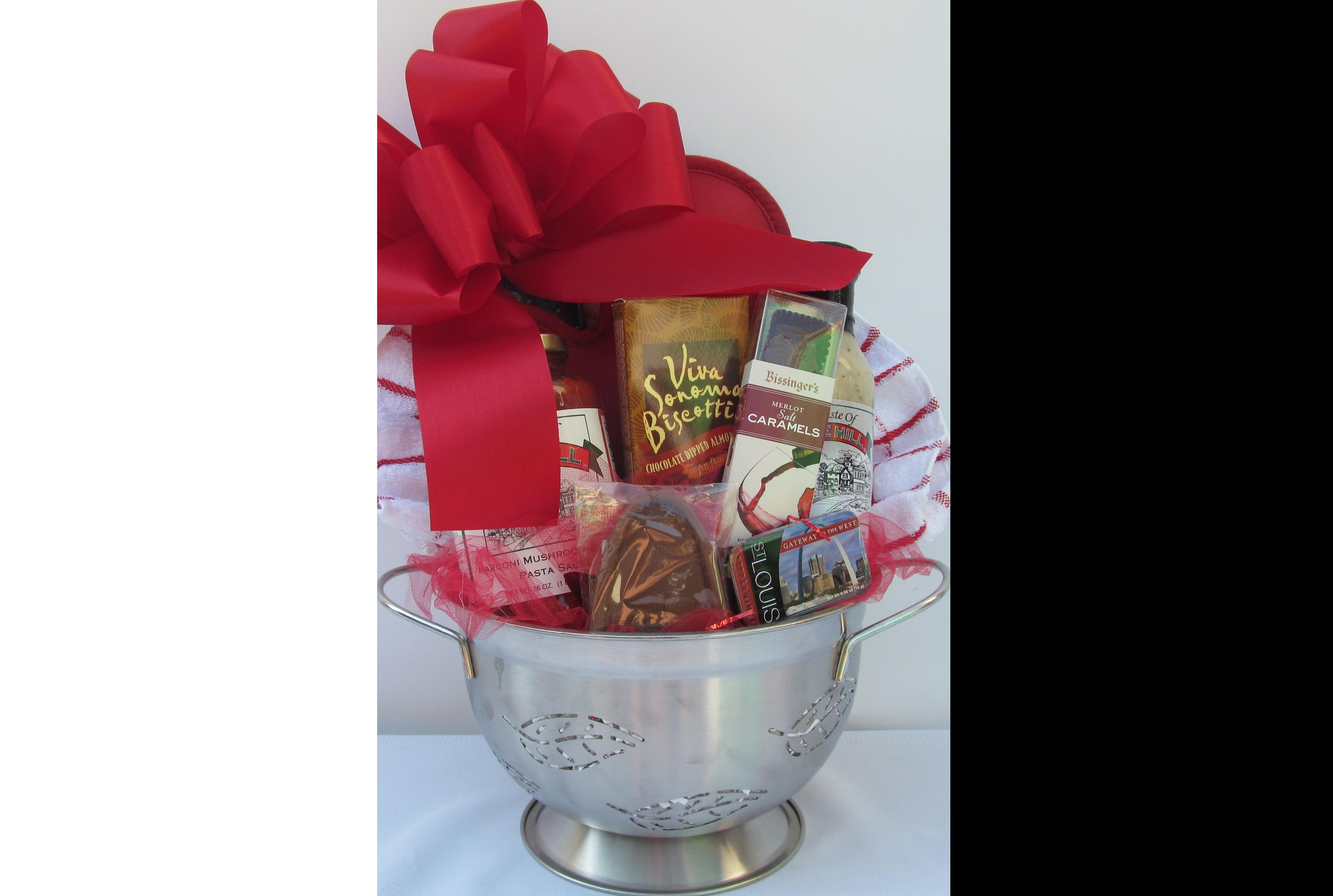 Gourmet Pasta Dinner Gift Basket
