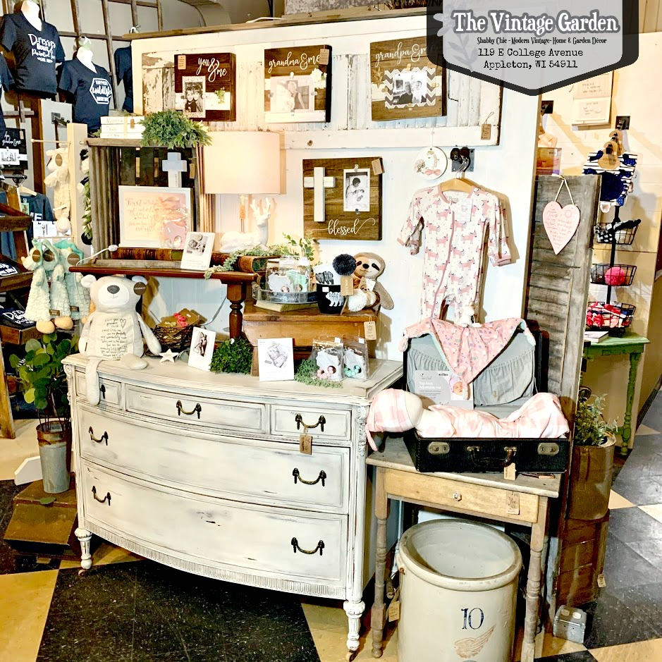 Reclaimed, Painted Furniture & Vintage Inspired Decor