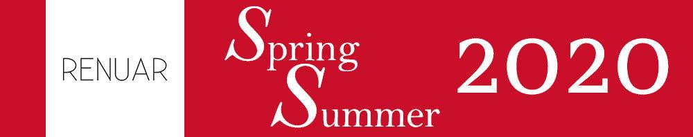 Renuar Spring Summer 2020