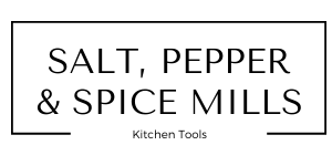 Salt Pepper and Spice Mills Kitchen Tools at Gifts and Gadgets