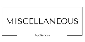 Appliances Miscellaneous at Gifts and Gadgets