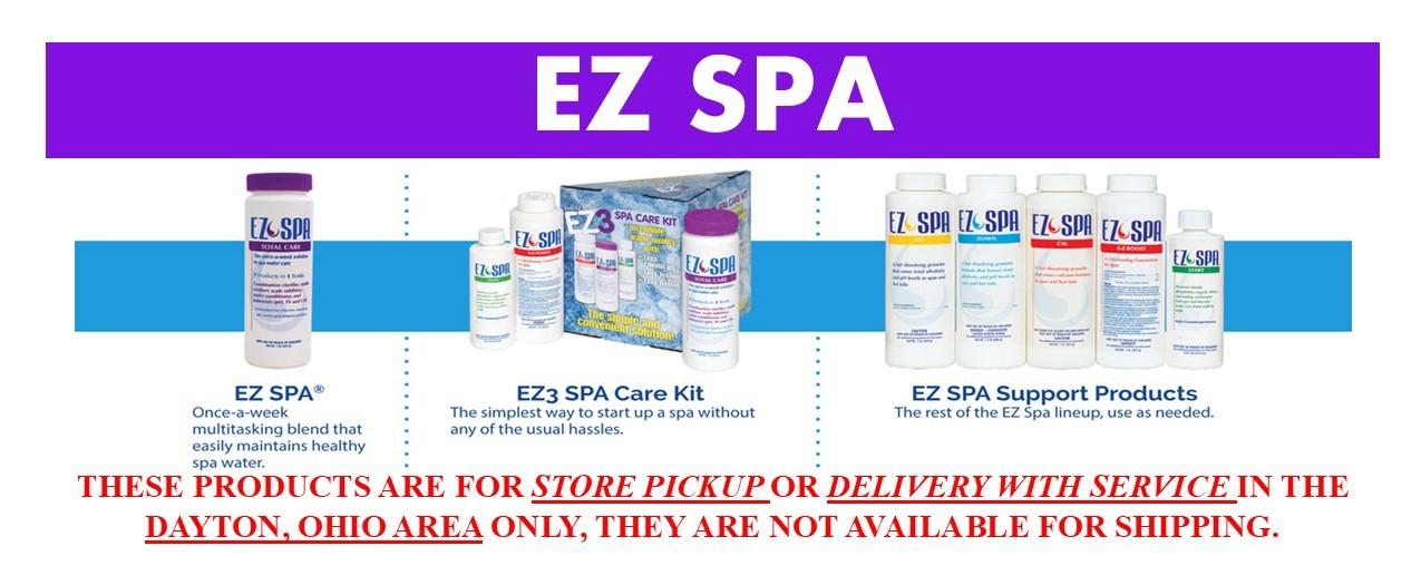 EZ Spa Chemicals