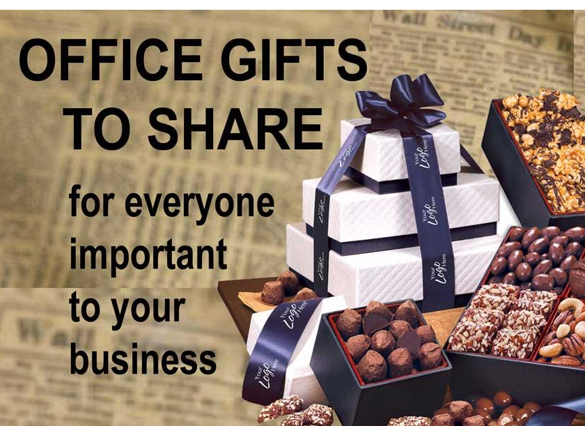 Office Holiday Gifts