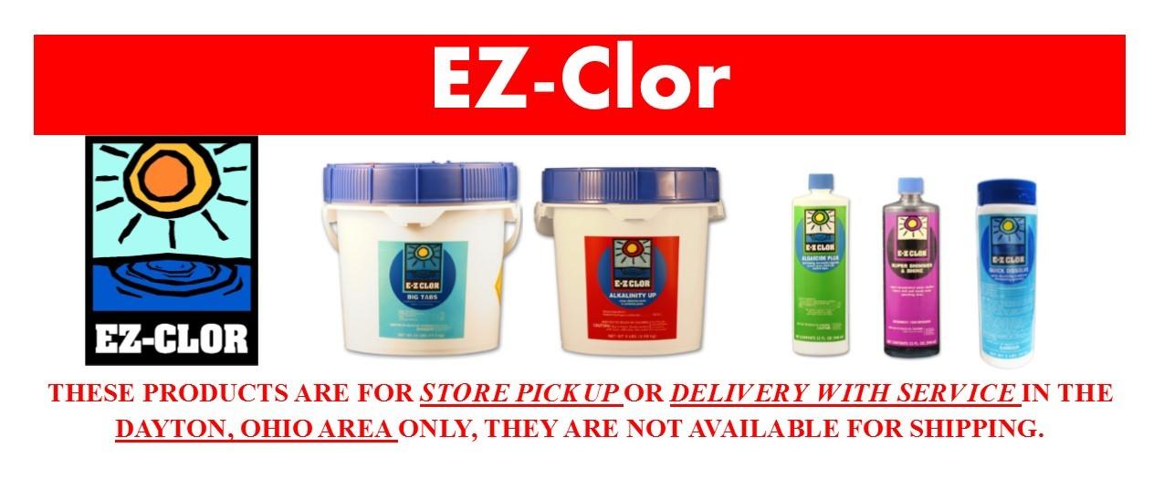 EZ-Clor Chemicals