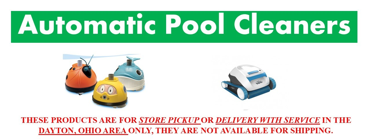 Automatic/Robotic Pool Cleaners