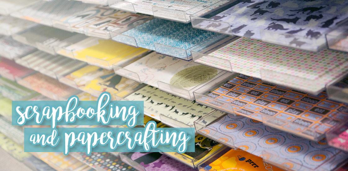 Scrapbooking & Papercrafting
