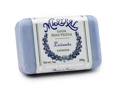 Mistral_French_triple milled soap