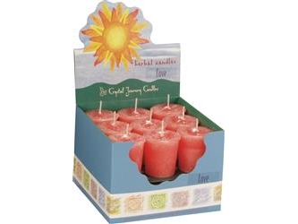 Crystal Journey_Reiki charged _herbal votives