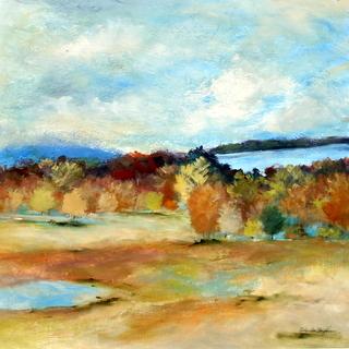 John Baughman_ painter_ landscape_ impressionist_oil painters_