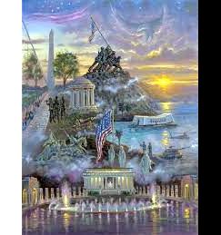 Robert Finale_painter_romantic_impressionist art_Americana art_painter of light within_cityscapes_European art_oil painter