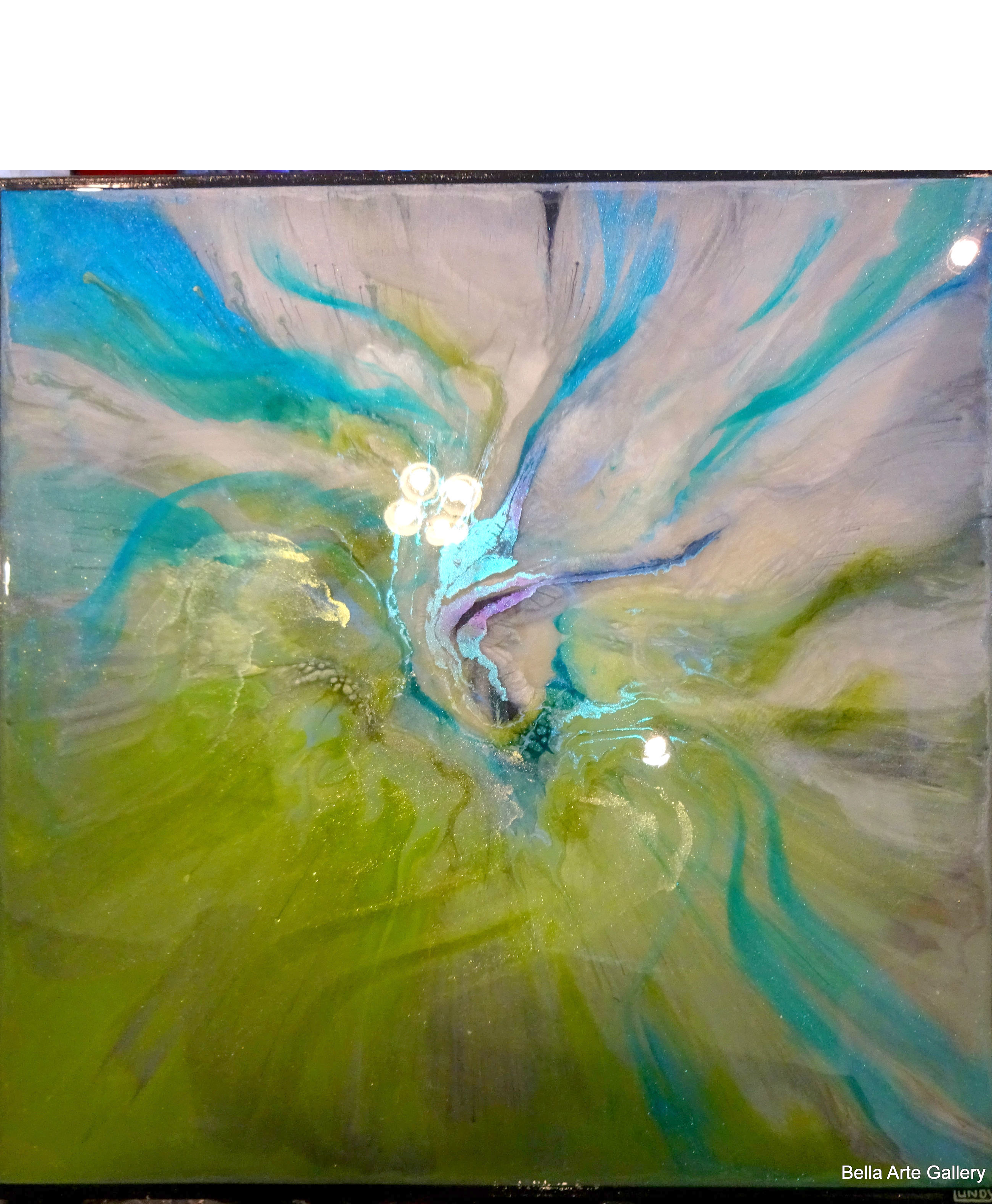 Chris Lundy_American artist_ abstract_oil_light reflection_multi-dimensional_luminescence_color changing_modern_illuminism_a
