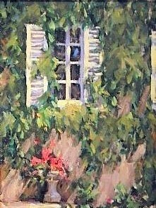 Derek Penix_impressionism_American artist_oil painters of America_bold brush_architectural buildings_plein air_