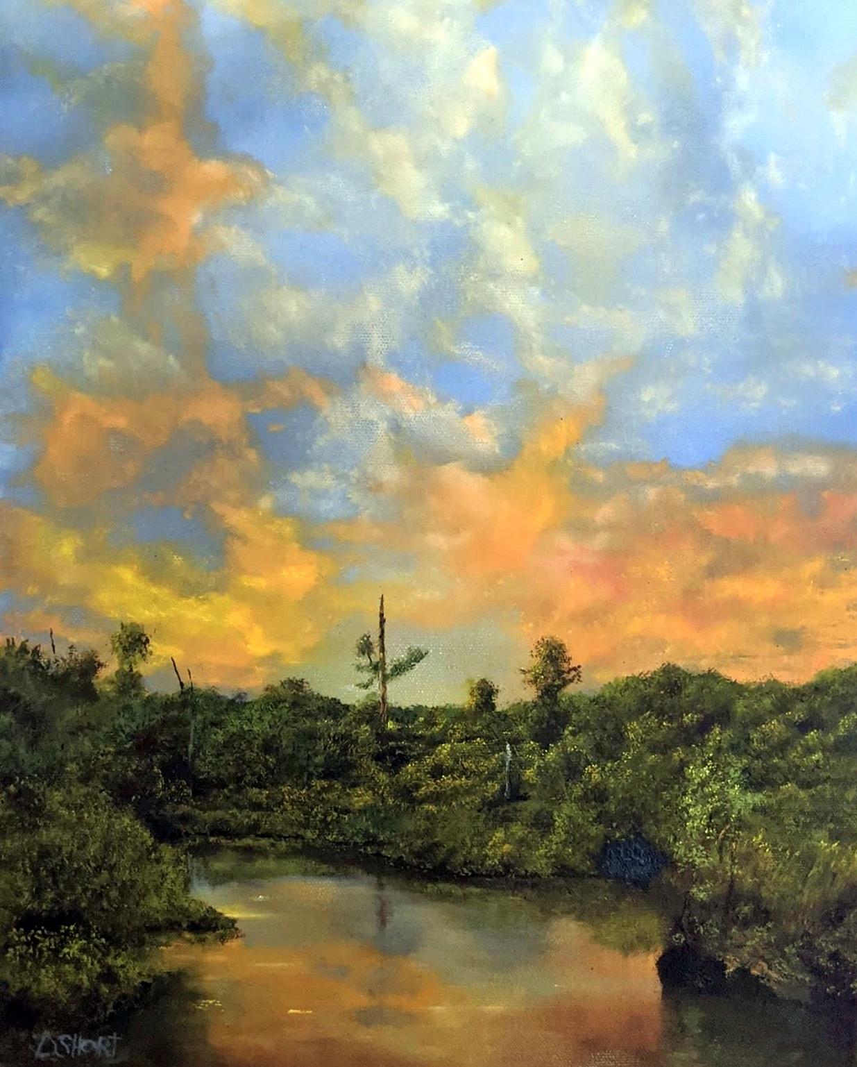 contemporary realist_artist David Short_Virginia oil painter_landscapes_still life_florals_nature_Richmond artist_ Virginia