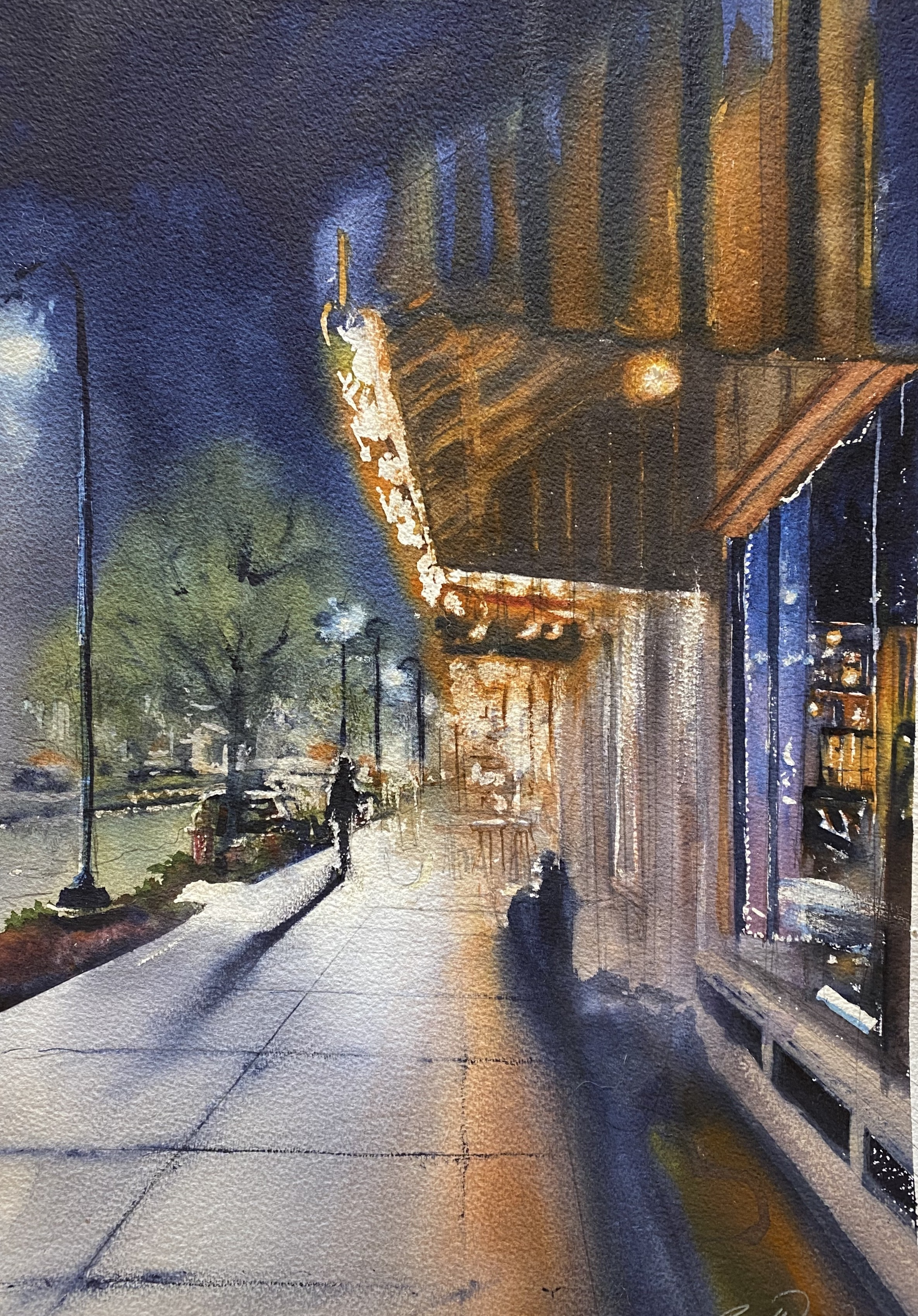 Christopher Wynn_watercolorist_ painter_contemporary artist_watercoloring painting_cityscapes_teacher_published artist_award