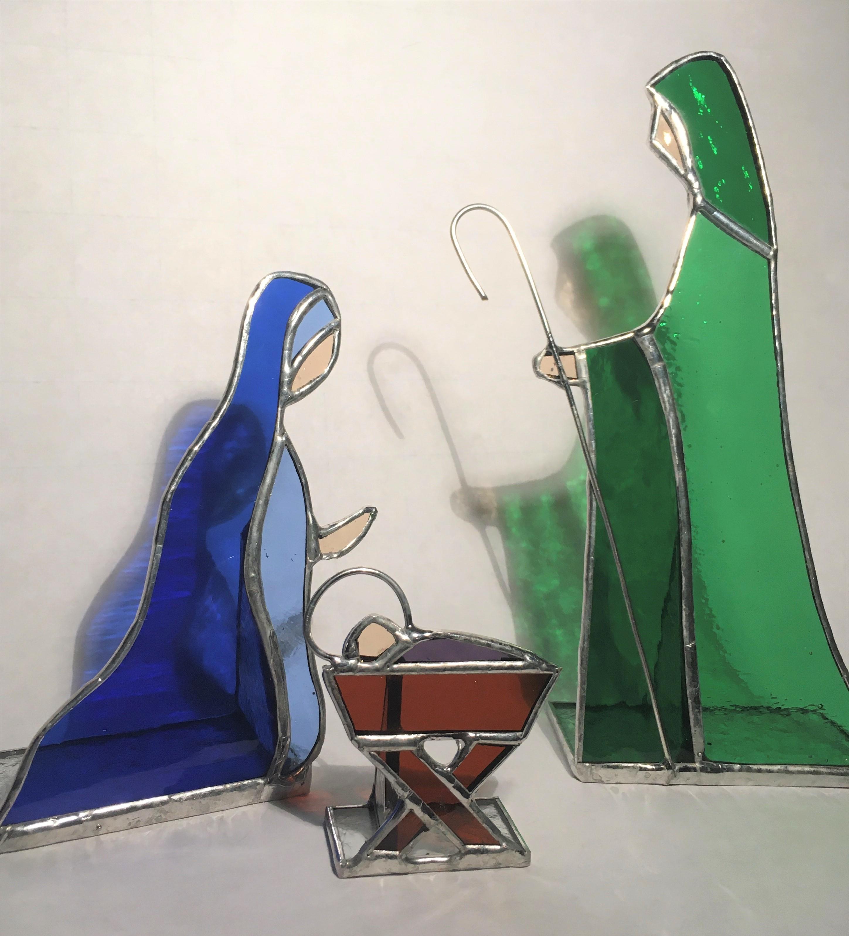 Image of Nativity Scene Project Sample
