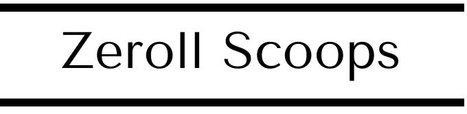 Zeroll Scoops
