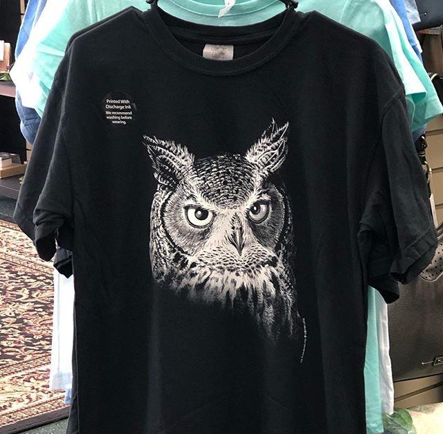 t-shirt, owl, unisex, fashion