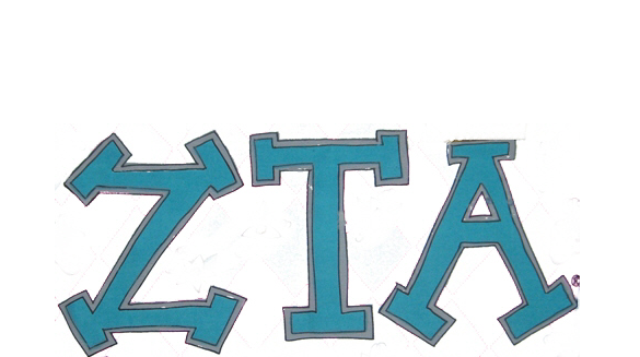 Greek Life Sorority Custom Embroidery T-shirts Accessories Campus Gear Stickers
