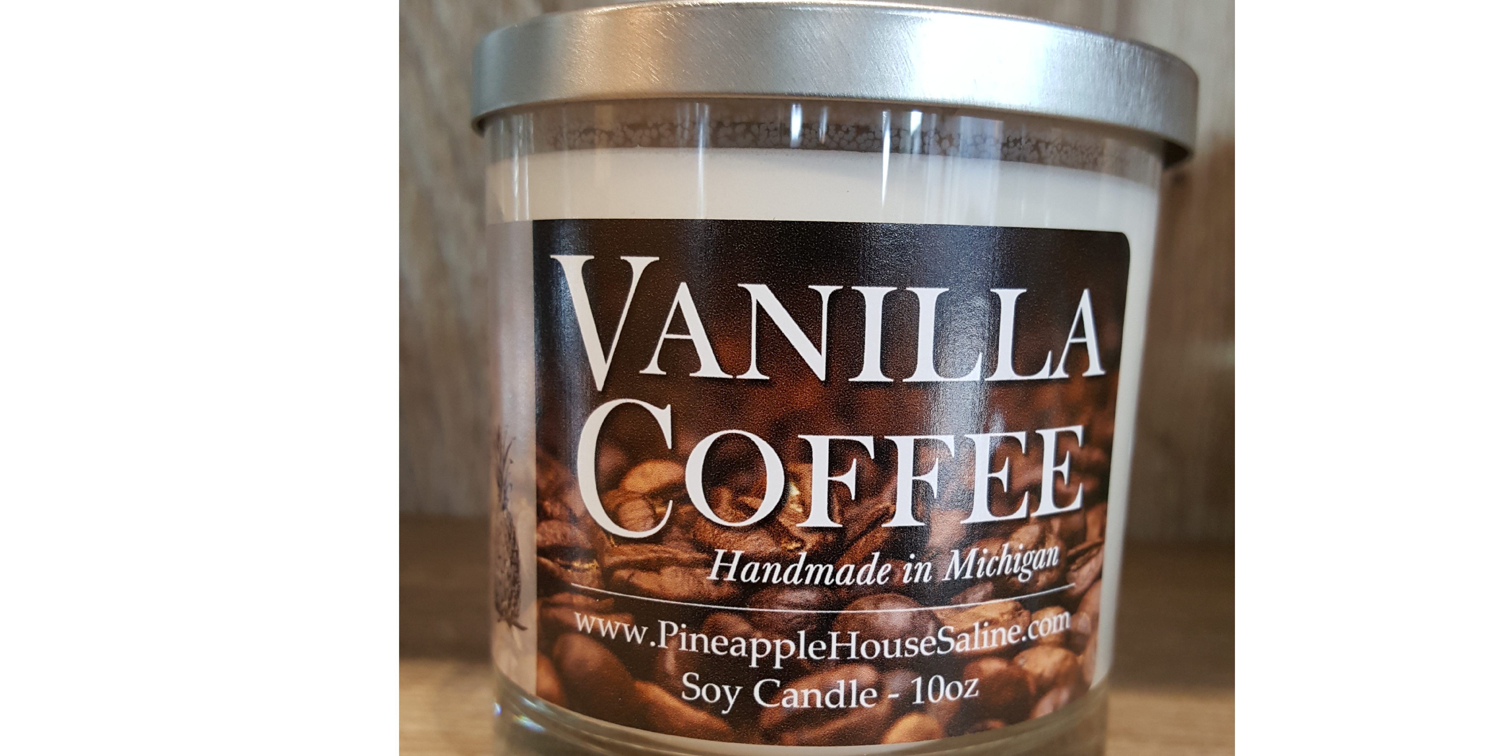 Candle_Pineapple House_Vanilla Coffee_Signature Scent