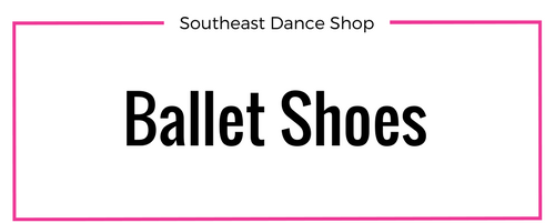 Online store Southeast Dance Shop ballet shoe