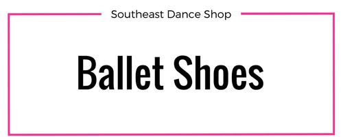 Online store Southeast Dance Shop ballet shoe